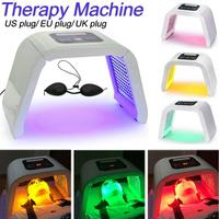 PDT 4 цвета светодиодный свет фотодинамический уход за кожей лица омоложения Фотон терапия машина Многофункциональный косметический прибор