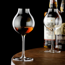 Britain Hot Blender's Professional Bartender Niche Crystal Octomore Whisky Goblet Cup Art Collection Whiskey Wine Glass Gift Box