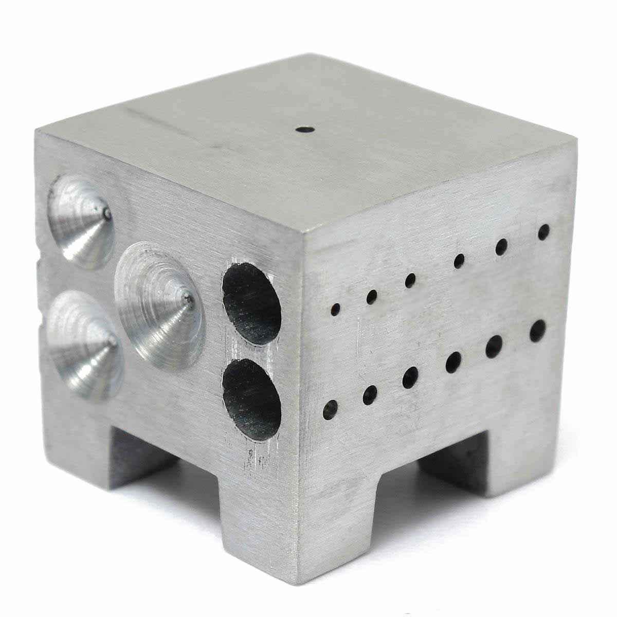 時計屋アルミ合金浮き沈みさせる釣り方ドーミングブロック時計宝石部品修理ホルダーツール