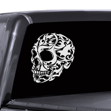 20*16cm Cool Graphics Skull Small Vinyl Decal Car Accessories Sticker Truck Wall Decor