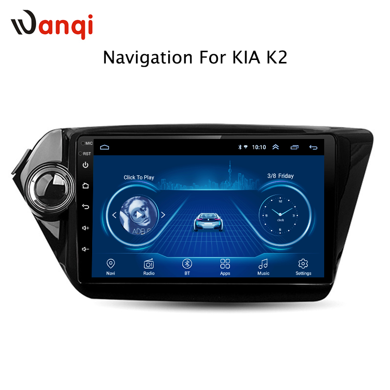 9 inch Android 8.1 car dvd GPS Navigation for KIA RIO2 K2 2010-2015 With Bluetooth/TV/WIFI/USB/Radio/video9 inch Android 8.1 car dvd GPS Navigation for KIA RIO2 K2 2010-2015 With Bluetooth/TV/WIFI/USB/Radio/video