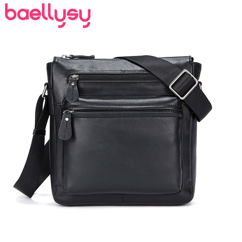 Vintage Style Men Shoulder Bag Crossbody Bags For Men Genuine Leather Messenger Bags Satchel Leather Men Bolso Hombre Sac Homme