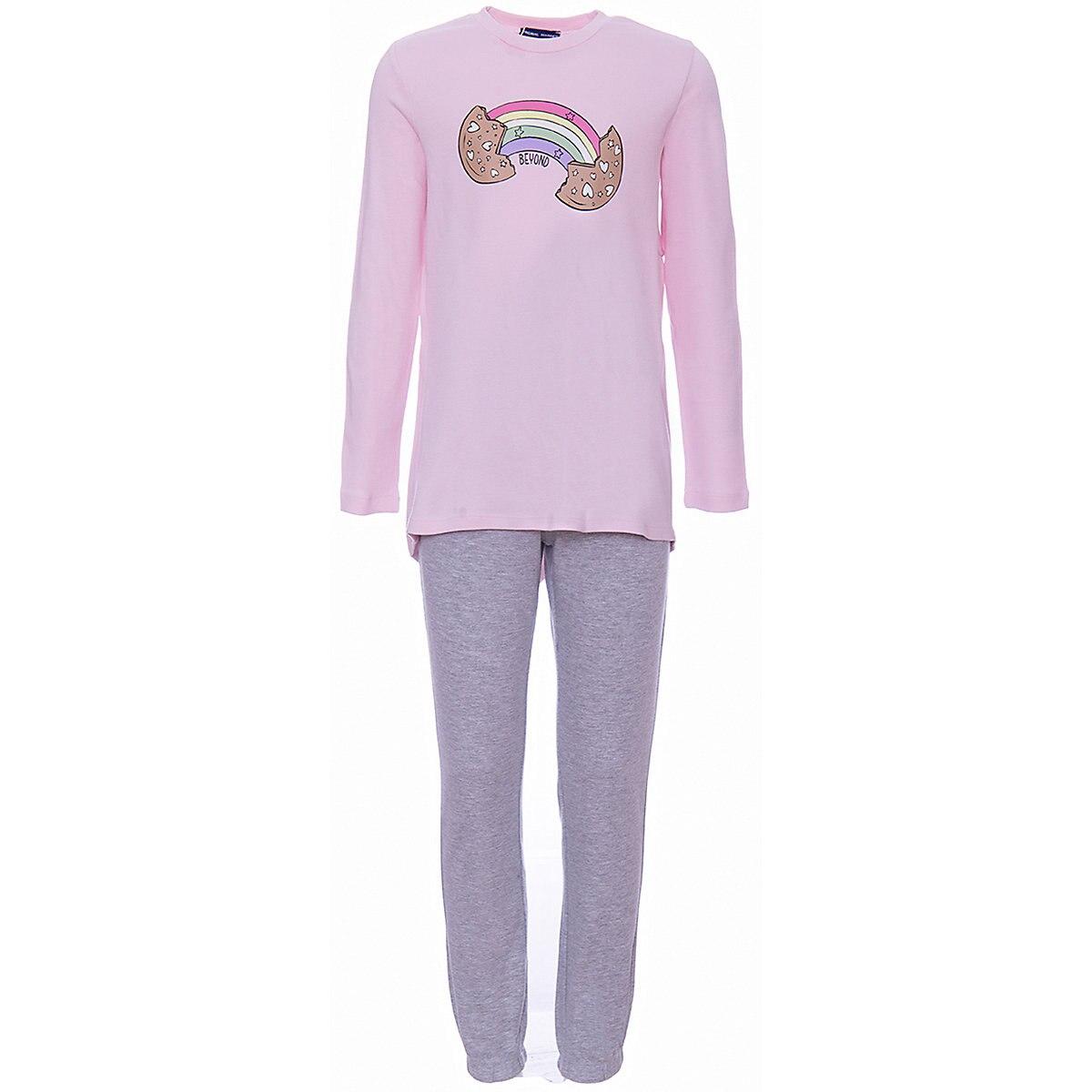 ORIGINAL MARINES Sleepwear & Robes 9502075 Cotton Baby Girls Clothing Pajamas MTpromo