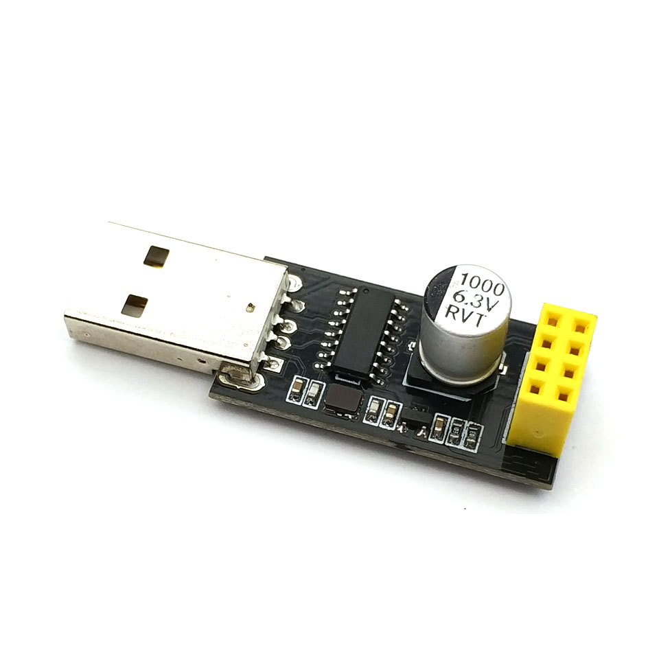 ESP01 Programmer Adapter UART GPIO0 ESP-01 Adaptaterr ESP8266 CH340G USB to ESP8266 Serial Wireless Wifi Developent Board ModuleESP01 Programmer Adapter UART GPIO0 ESP-01 Adaptaterr ESP8266 CH340G USB to ESP8266 Serial Wireless Wifi Developent Board Module