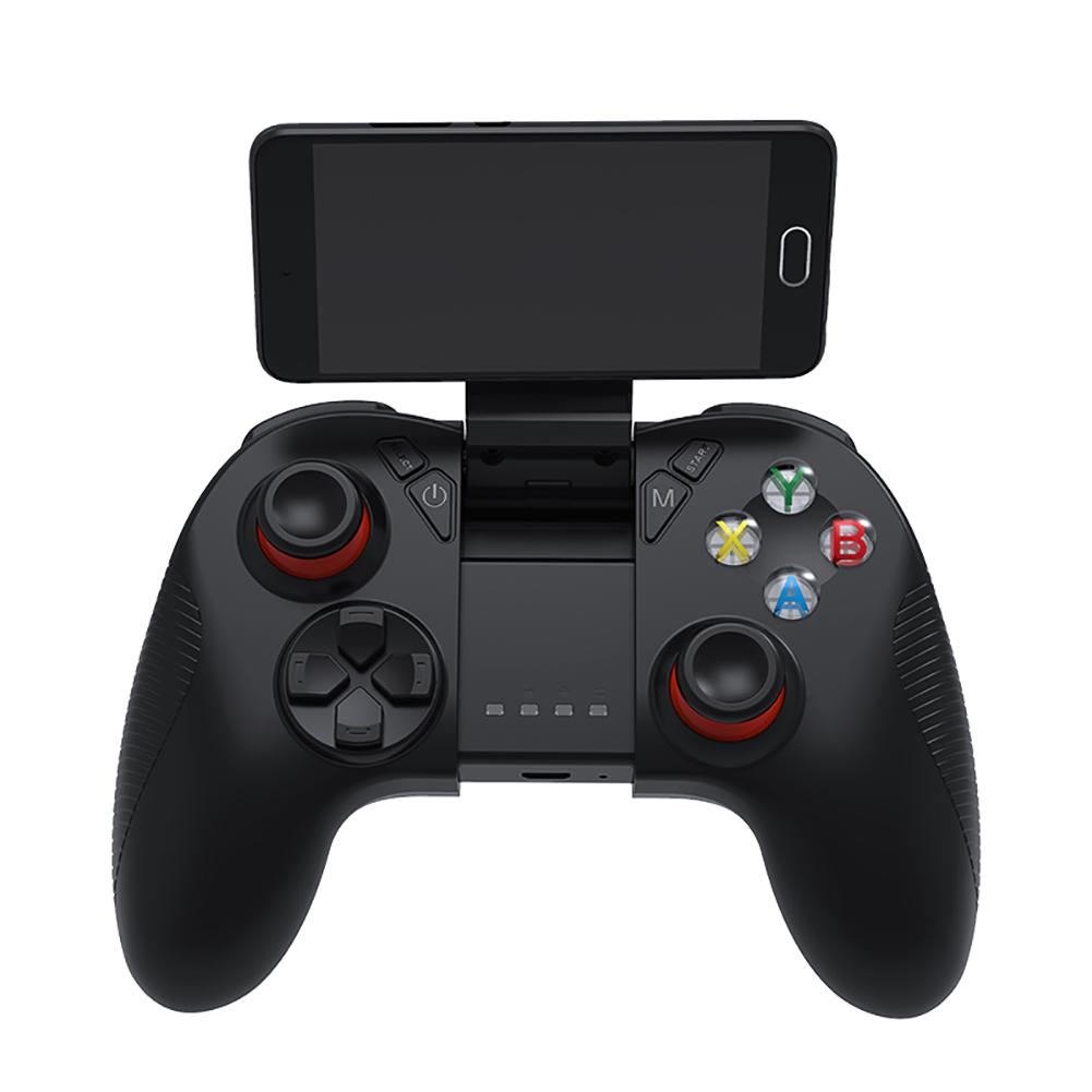 Image 2 - Wireless Bluetooth Gamepad Remote Game Controller Joystick For Cross Platform Android Smartphones Tablets For PUBG Mobile Game-in Gamepads from Consumer Electronics
