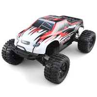 New Arrival JJRC Q48 RC Car 1/10 2.4GHz Brushless Big Foot Off Road Climbing Car Truck Remote Control Rc Car Toys For Boys