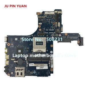Image 1 - JU PIN YUAN H000055980 carte mère pour Toshiba Satellite S50 S55T S55 S55 A S55 A5188 ordinateur portable carte mère prise PGA 947 HM86