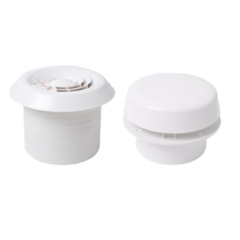 VODOOL RV Toit D'air Grille D'aération Avec Ventilateur Pour Roulotte Van Évent de Plafond D'air de Ventilation Ventilateur D'extraction RV Accessoires Auto
