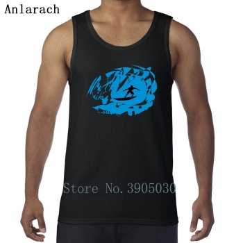 Surfer Surfings Vest Free Shipping Singlets Custom Round Neck Tank Top Men Latest Leisure 2018 Anlarach Cute