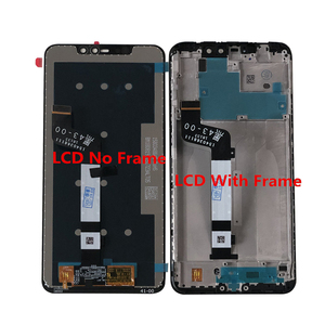 """Image 5 - 6.26"""" Original M&Sen For Xiaomi Redmi Note 6 Pro LCD Display Screen With Frame+Touch Panel Digitizer For Redmi Note 6 Display"""