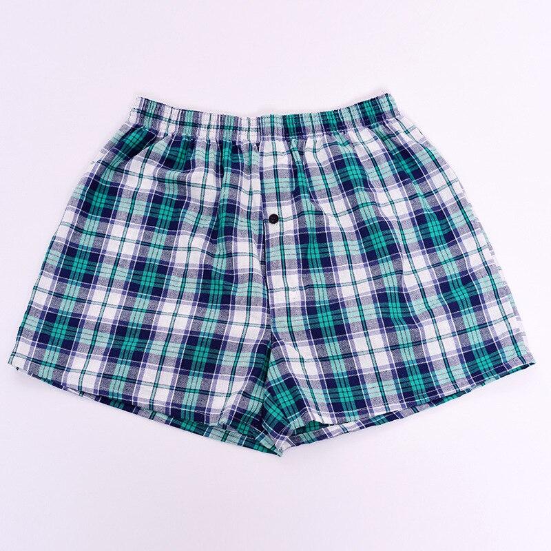 Männer Baumwolle Pfeil Hosen Lose Atmungsaktive Hose Komfort Boxer Woven Stoff Strand Shorts Und Hosen Hause Hosen Verkaufen wie heißer