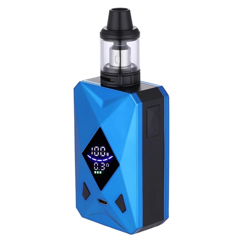 Electronic Cigarette Kits 100W 4Ml Capacity Kit With Captain Mini Tank 2600Mah Battery Inside