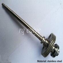 الفولاذ المقاوم للصدأ جودة SM52 المياه الأسطوانة والعتاد رمح G2.030.201 R2.030.207 MV.101.755 MV.022.730