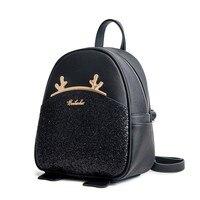 2019 new Black 31 North Bag Both Shoulders Package Woman Backpack Bag Tide A Bag Joker Ins Cell Phone Pocket Zipper B168