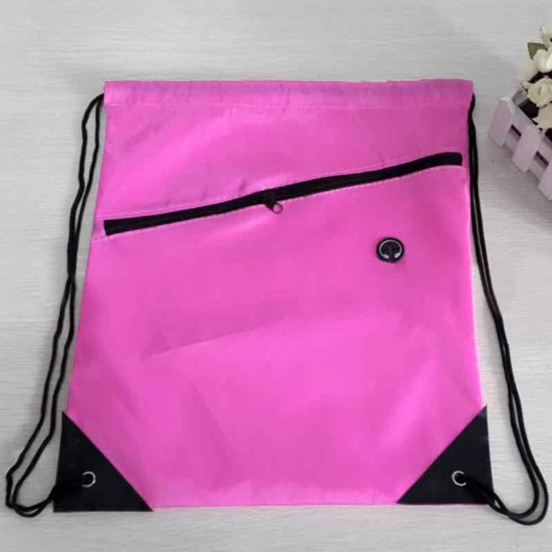 Купальная пляжная сумка на шнуровке, рюкзак для упражнений, сумка, маленький слот, рюкзак для верховой езды, спортивные туфли на шнурках, мужские и женские сумки