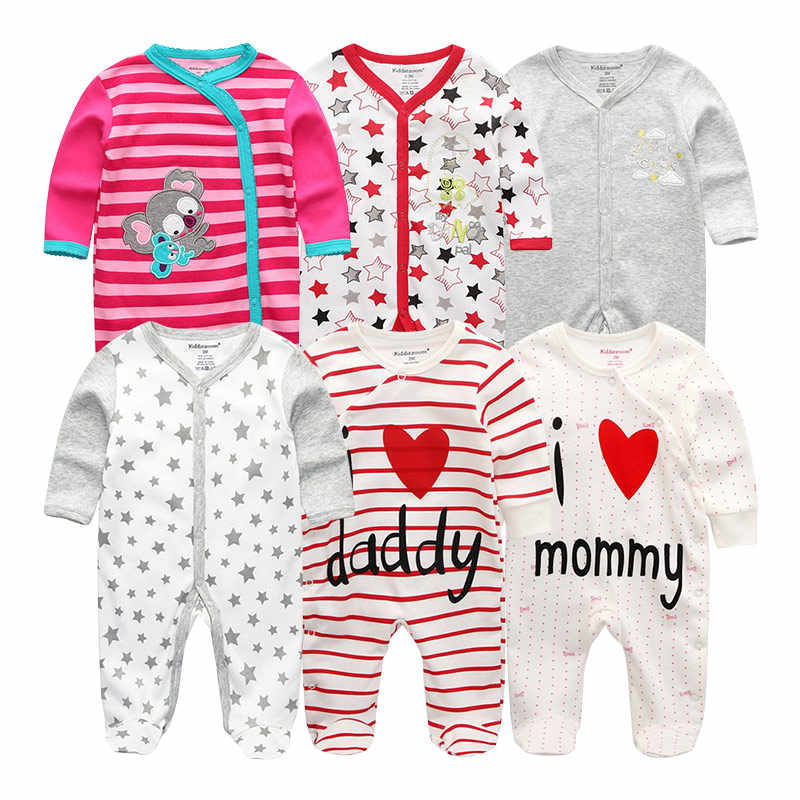 new born baby clothes full sleeve 12m winter Overalls for children cotton baby girl romper fashion boy jumpsuit costume&pajama