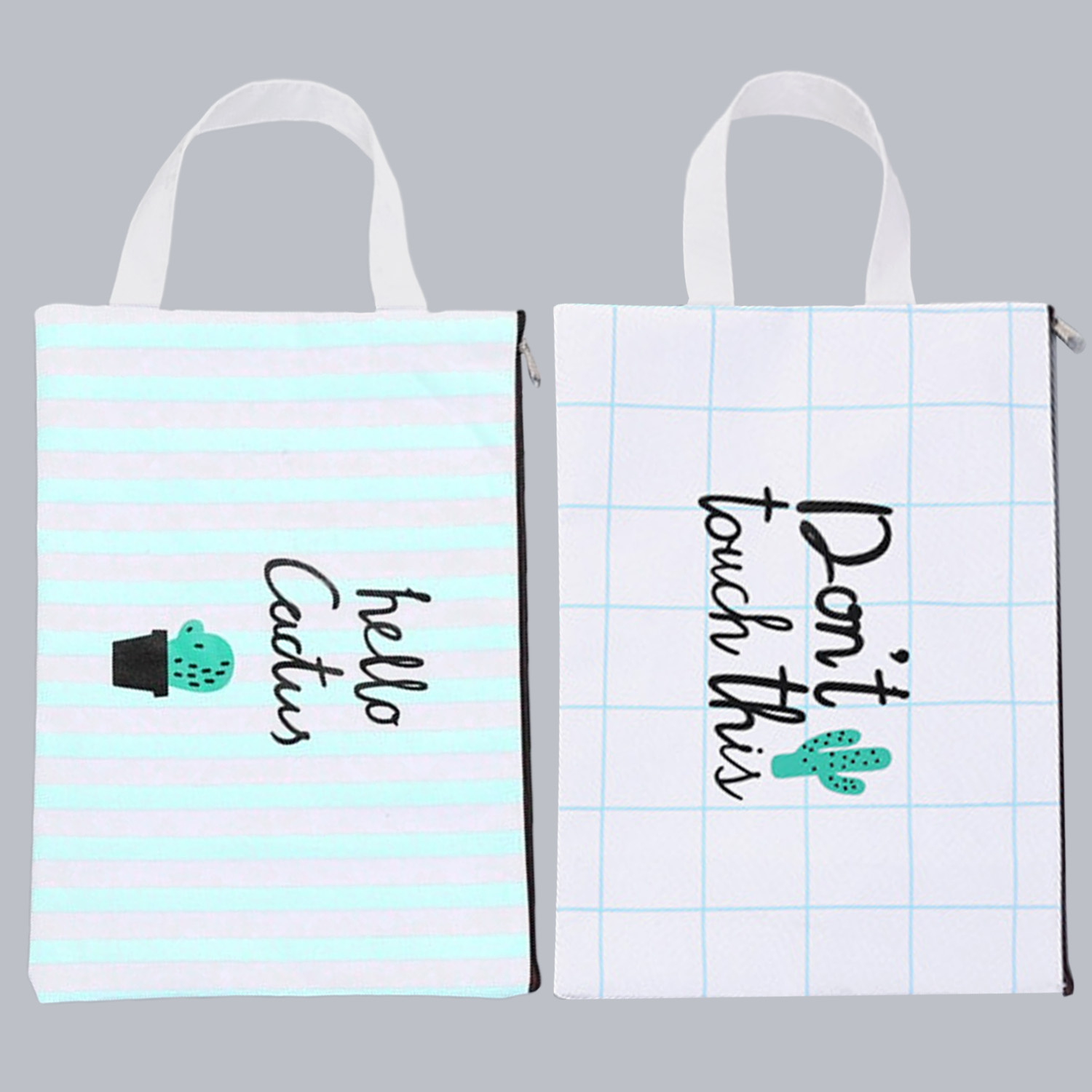 A4 Size Paper Bag Template