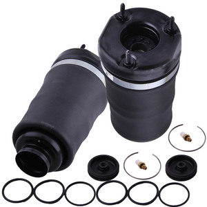Image 1 - Front Air Suspension Spring Bag For Mercedes X164 ML GL Class W164 1643204513 for GL350 GL450 GL500 ML350 ML500 Air Shock Strut