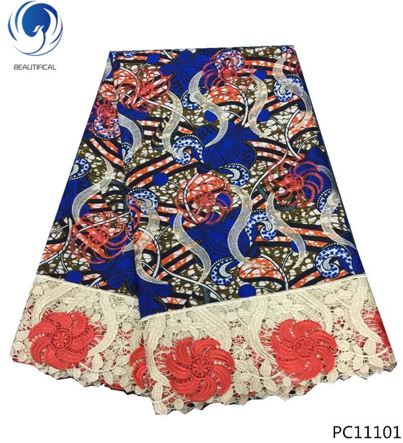BEAUTIFICAL african real wax fabrics guipure cord lace wax fabric printed wax fabrics cord lace embroidery decoration PC111BEAUTIFICAL african real wax fabrics guipure cord lace wax fabric printed wax fabrics cord lace embroidery decoration PC111