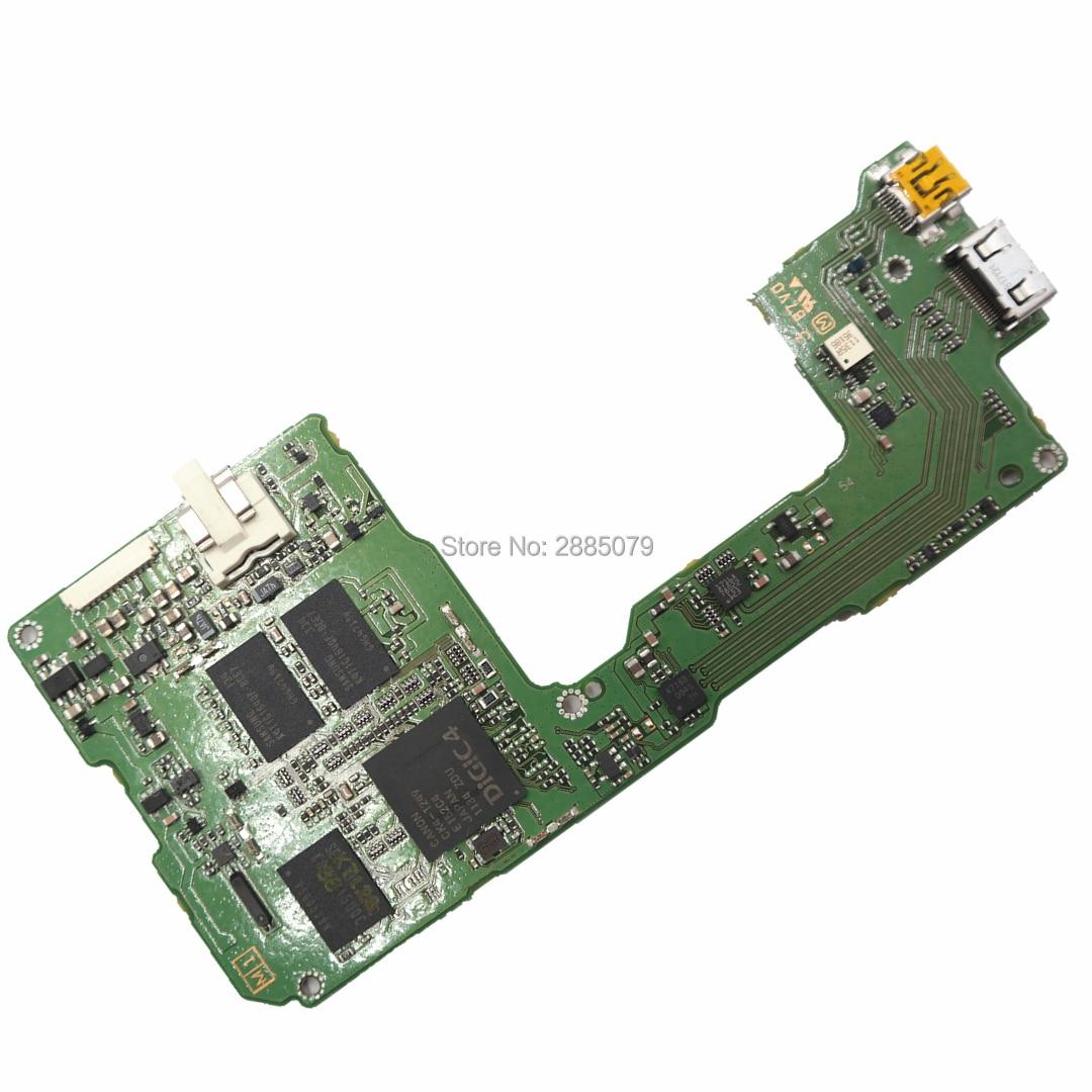 Carte mère 600D pour CANON 600D carte mère 600D T3i Kiss X5 carte mère dslr caméra pièce de réparation