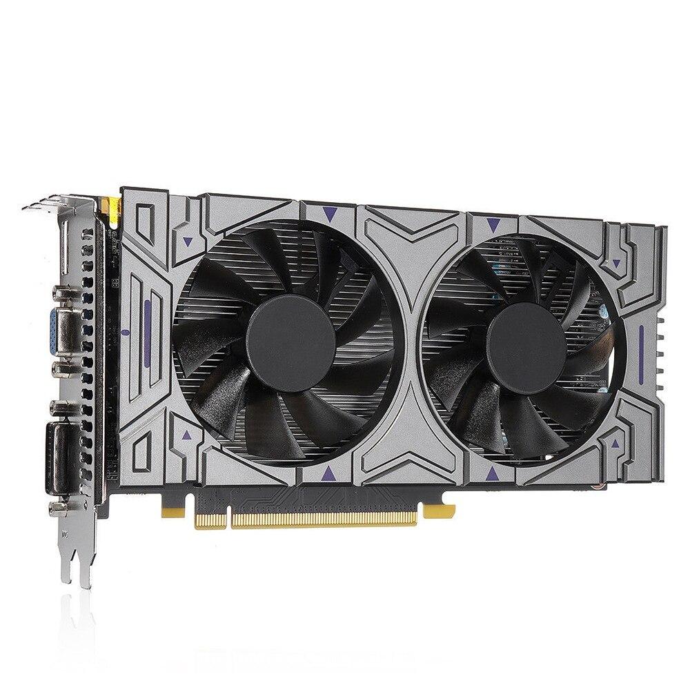 Gtx 1050 2Gb Ddr5 128Bit Vga Dvi Hdmi Graphic Card for Nvidia Geforce