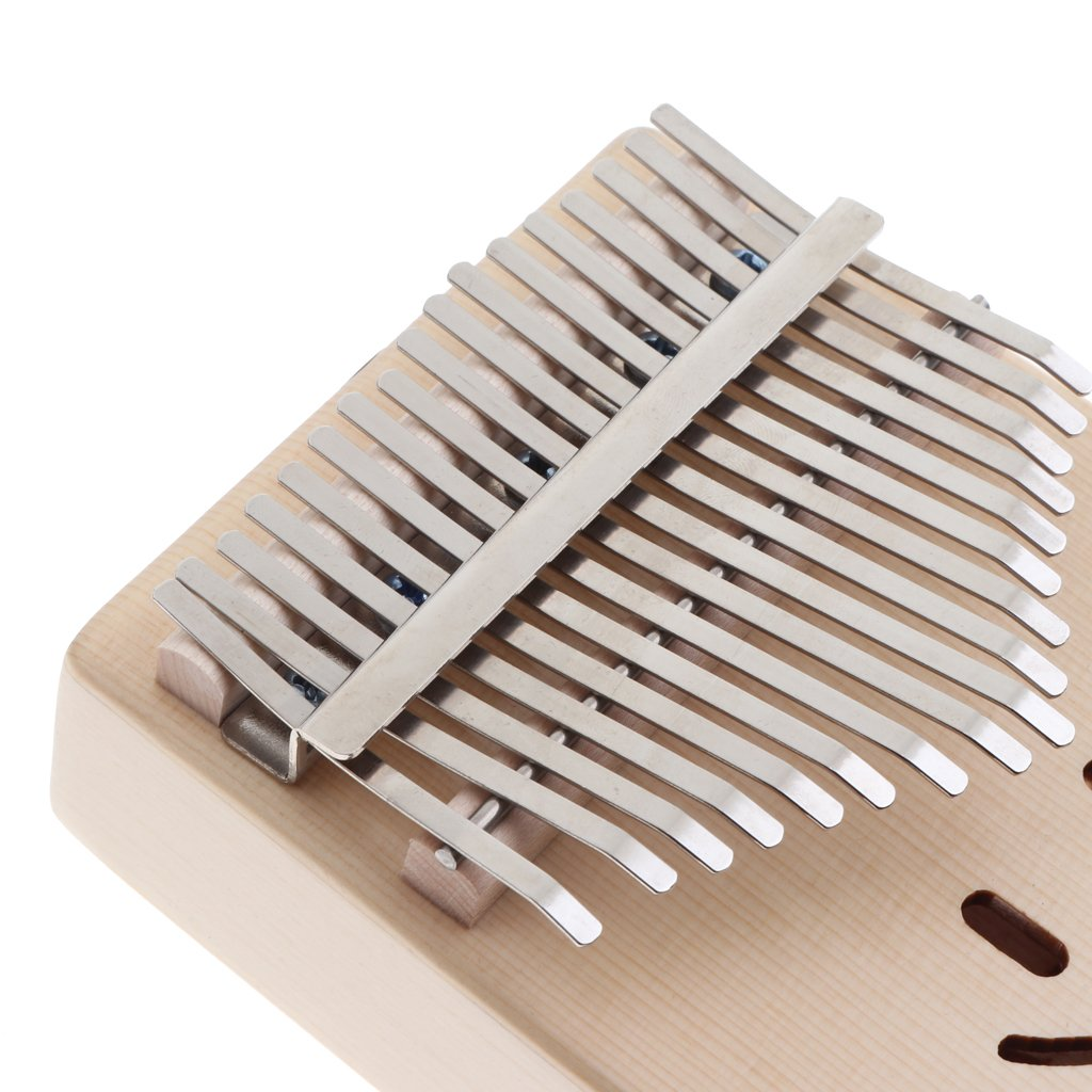 17 clés Kalimba pouce Piano doigt Percussion Instrument de musique apprentissage précoce jouets éducatifs cadeau pour enfants en bas âge enfants - 6