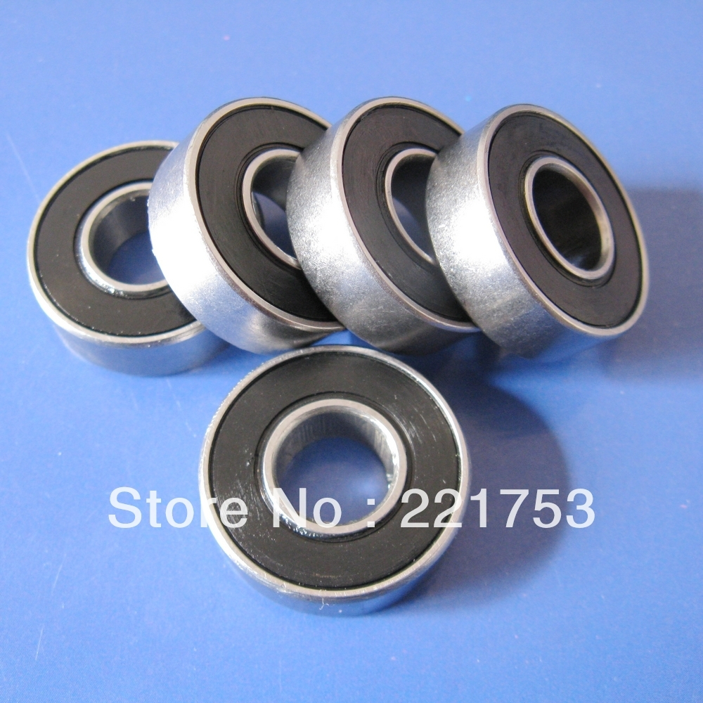 20 PCS SR8 2RS Bearings 1 2 x 1 1 8 x 5 16 inch Stainless
