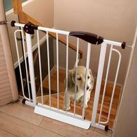 Pet ворота направляющая решетка фиксирующий лист для маленьких Дверная панель ограда от домашних животных легко установить и удалить собак ...