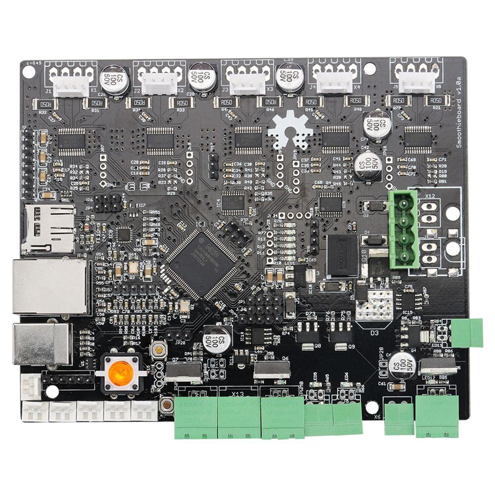 1 pièce de 3D imprimante Smoothieboard 5X V1.0 BRAS Open Source Conseil par CNC