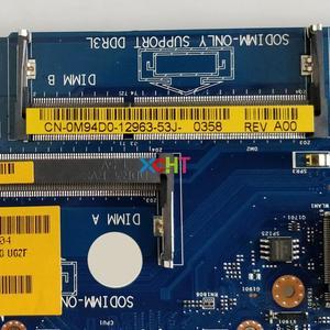 Image 3 - CN 0M94D0 0M94D0 M94D0 AAL10 LA B843P w 3205U מעבד עבור Dell Inspiron 5458 5558 5758 מחשב נייד מחשב נייד לוח אם Mainboard