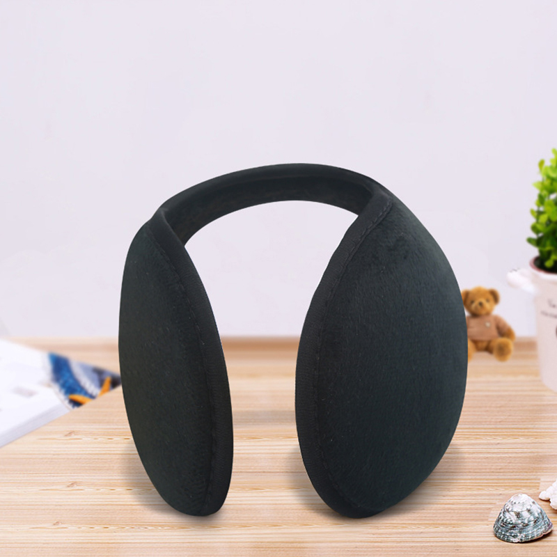 Canada National Aborginal Day Blessing Winter Earmuffs Ear Warmers Faux Fur Foldable Plush Outdoor Gift