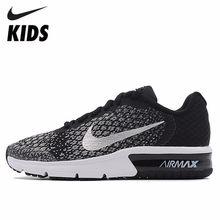 NIKE AIR MAX Axe (Gs) Chaussures pour Enfants de Sport Occasionnels Baskets
