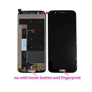 "Image 5 - מקורי 5.99 ""M & סן עבור Xiaomi שחור כריש SKR A0 SKR H0 LCD מסך תצוגה + מגע Digitizer עבור Xiaomi blackShark + טביעות אצבע"