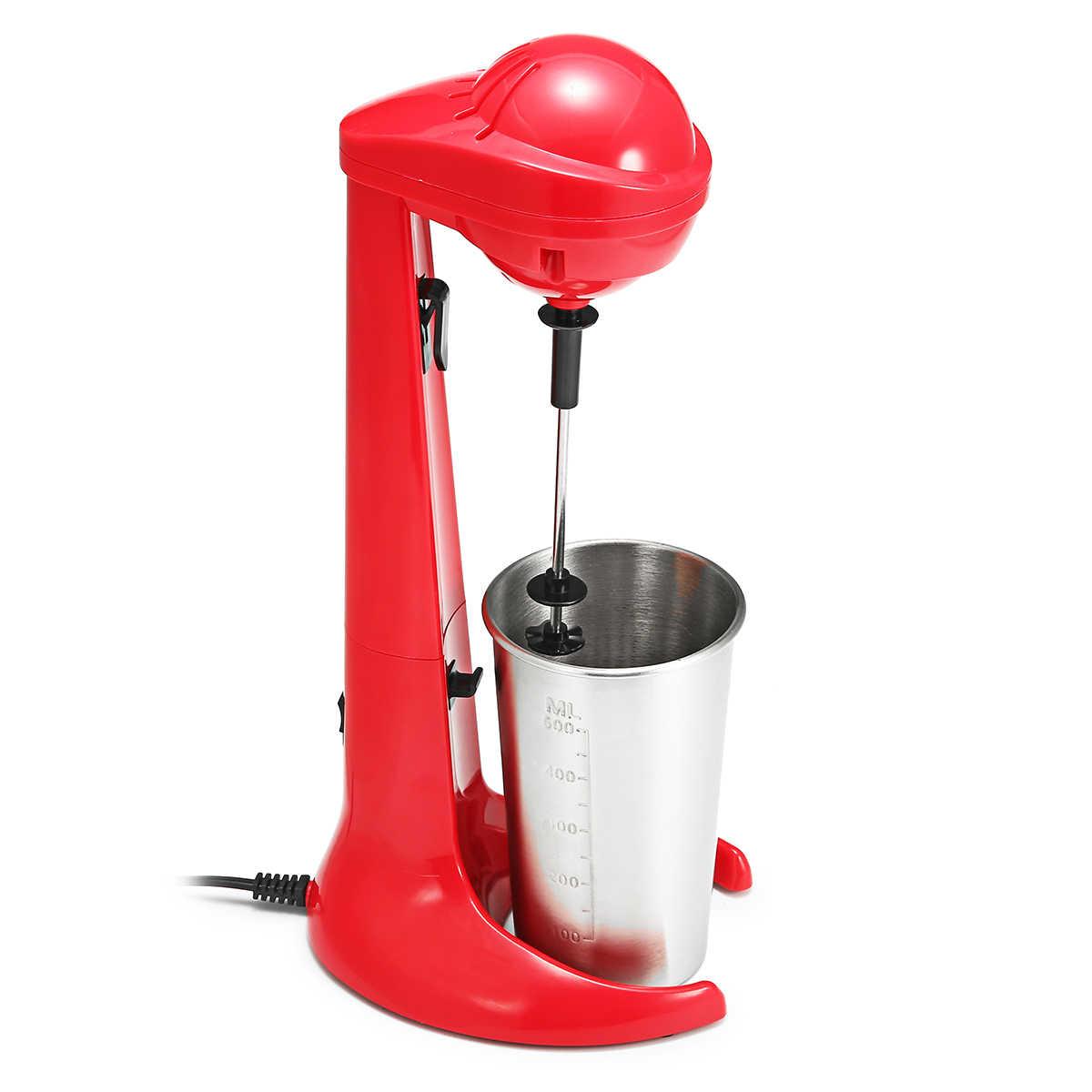 Misturadores de Alimentos multifuncional Misturador de Mistura de Café Leite Milkshake Maker Sorvete Smoothies Shakes Cocktail Criador Máquina de Cozinha