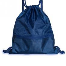 Portátil de poliéster bolsa de deportes espesar cordón cinturón en mochila  con cordón bolsa de Zapatos Ropa mochilas impermeable 6b85323600840