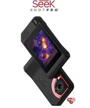 Тепловизионная камера Seek SHOT/SHOT PRO, ИК камера с ночным видением (фото, видео) с большим сенсорным экраном 206x156 или 320x240, Wi Fi