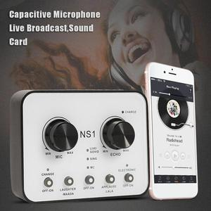 Capacitive Microphone NS1 Mobi