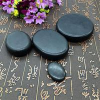 24 pieces / set of healthy energy volcanic hot stone SPA volcanic massage stone set beauty salon essential oil