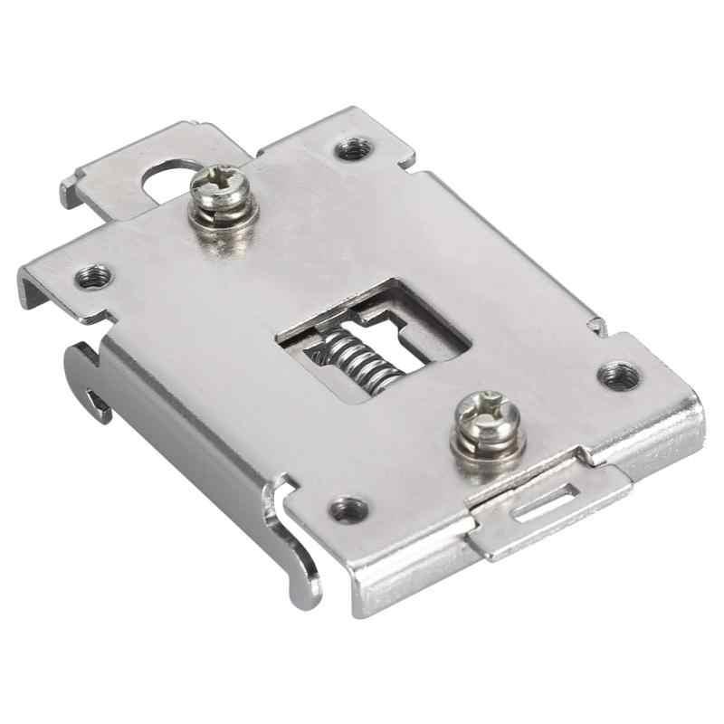 1PCS 35MM DIN Rail คงที่ Solid State Relay คลิป CLAMP 2 สกรูยึด Clamps 2019 สไตล์ใหม่