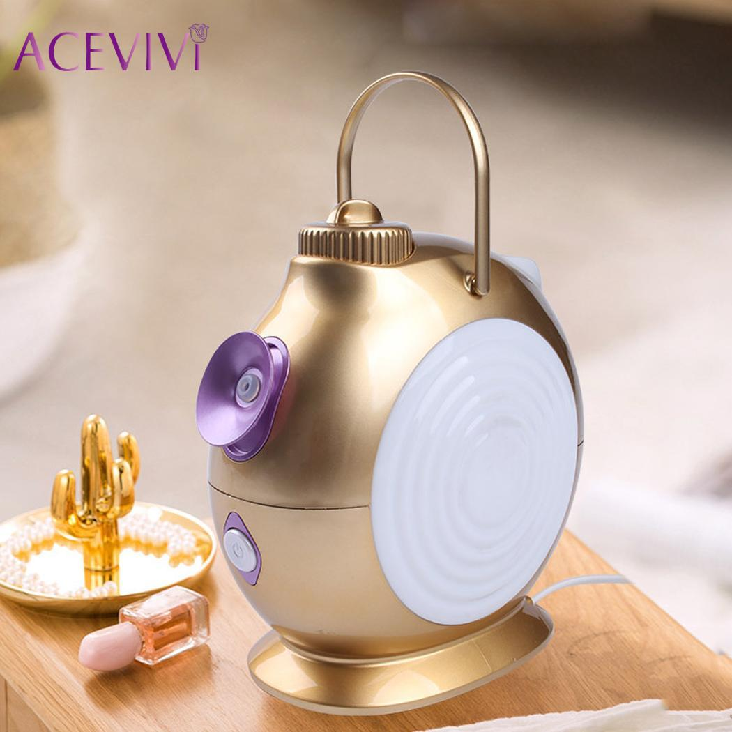 Ion Aroma Facial Steamer Nano Hydrating Spray Face Hot and Cold Sprayer 11 30s Skin Care Beauty Home Instrument Sprayer Cold