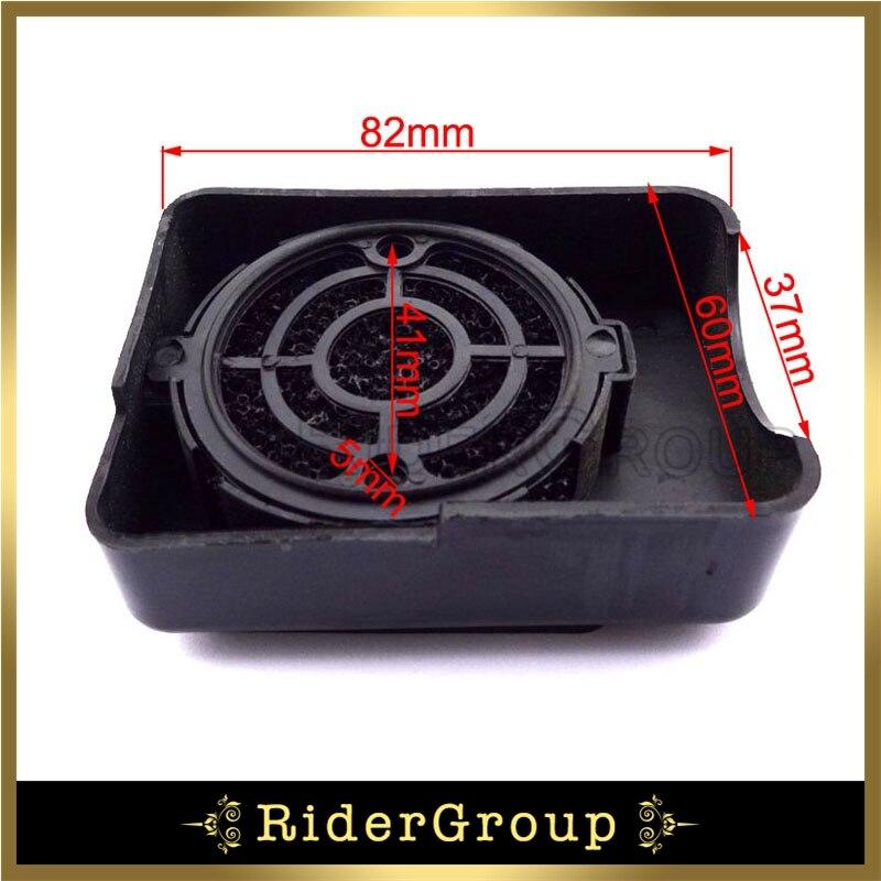 Mini moto minimoto standard air filter//box 47cc 49cc