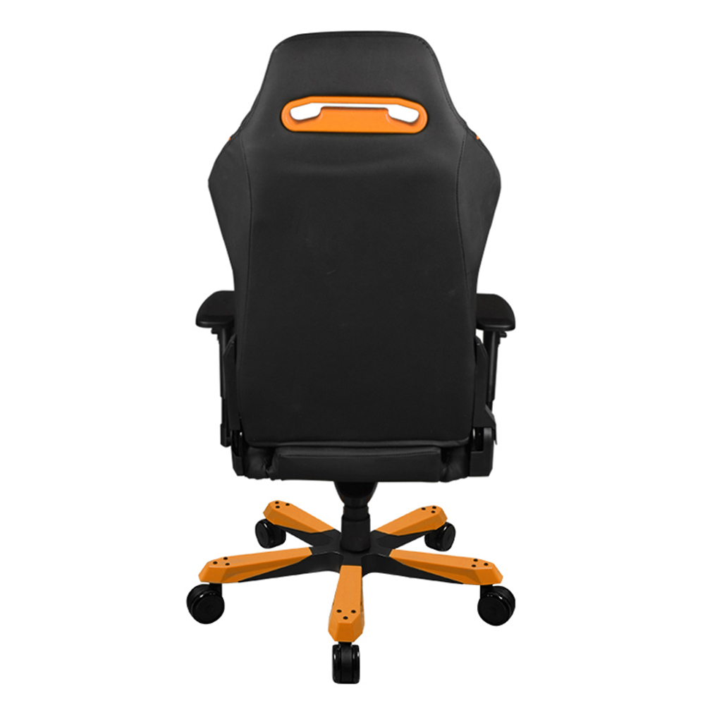 Dxracer Office Chair Us 599 47 Dxracer Iron Series Oh Is166 No High Back Boss Executive Chair Pu Office Gaming Chair Black Orange In Office Chairs From Furniture On
