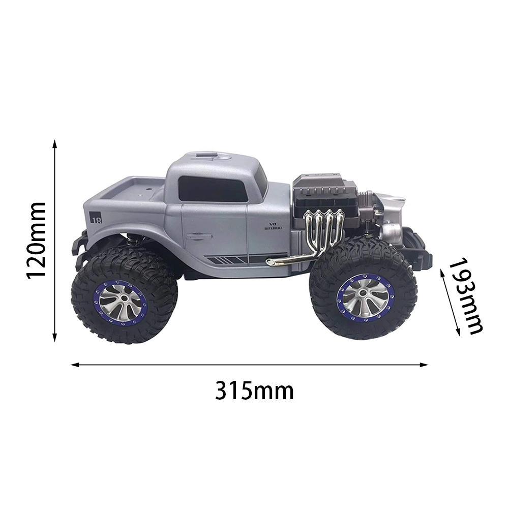 1:16 RC escalade voiture modèle innovant classique voiture moule jouets pour enfants adulte - 2