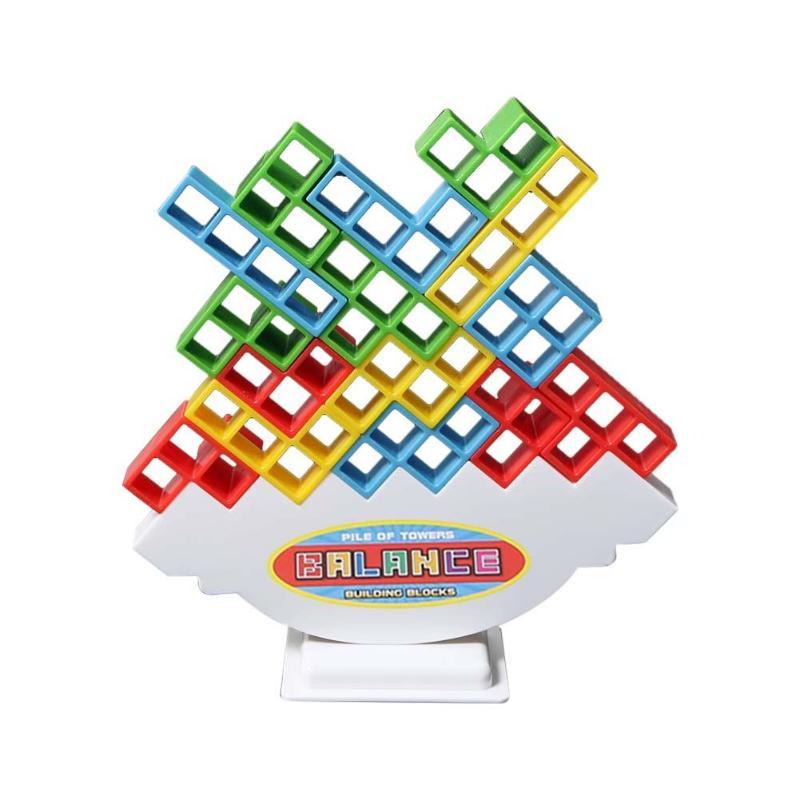 Sammeln & Seltenes Baby Balance Blöcke Kit Kinder Kinder Kunststoff Balancing Spiel Baby Geometrische Bausteine Pädagogisches Spielzeug Montessori Blöcke