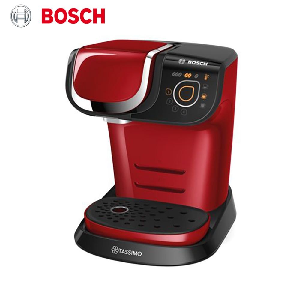 Capsule Coffee Machine Bosch TAS6003 home kitchen appliances brew making hot drinks drip Cafe household