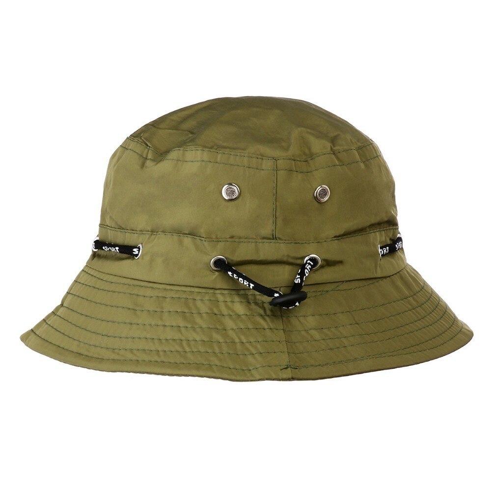 Bekleidung Zubehör Kopfbedeckungen Für Damen Radient Neue Mehrere Farbe Unisex Eimer Kappe Baumwolle Polyester Panama Eimer Hüte Sommer Hip Hop Strand Angeln Hut Für Männer Frauen Erfrischung