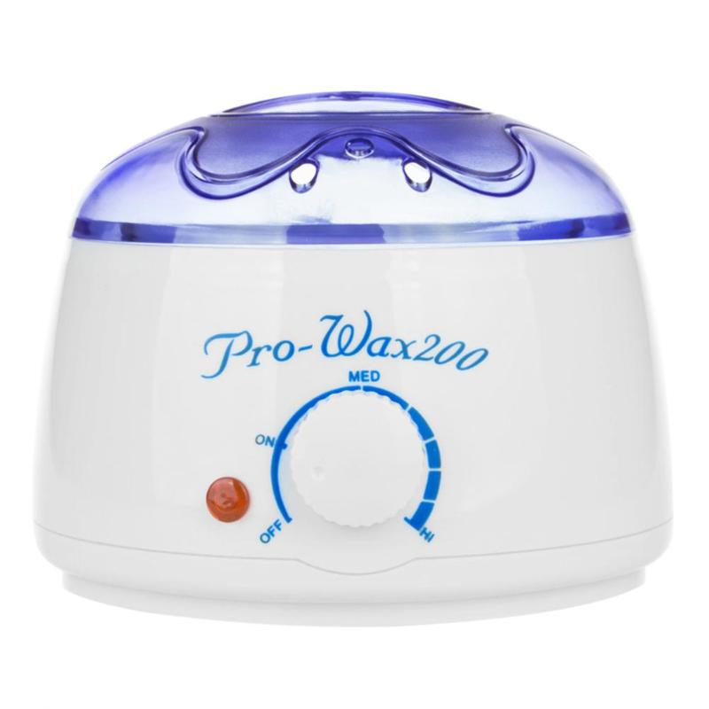 Mini Warmer Hot Wax Heater SPA Hand Epilator Feet Paraffin Wax Heater Calentador De Cera Body Spa Wax Machine