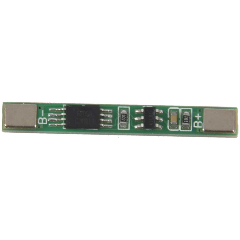 1 S 3,7 в 3A 18650 литий-ионный BMS батарея зарядное устройство защиты доска аккумулятор