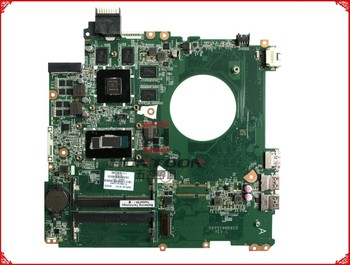 Original 763587-001 para HP Envy 15-K serie portátil placa base SR1EB I7-4510U GTX850M DAY31AMB6C0 Y31A 763587-501 totalmente probado