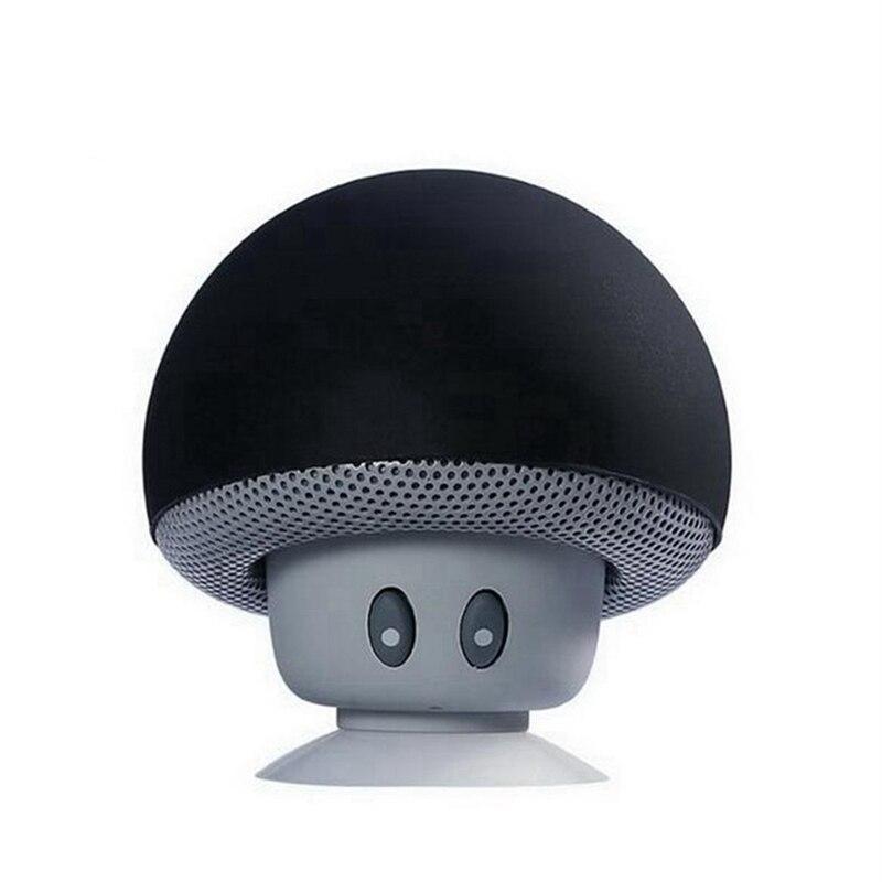 Tragbare Lautsprecher Lautsprecher Klug Mini Lautsprecher Pilz Drahtlose Bluetooth 4,1 Lautsprecher Mp3 Player Mit Mic Tragbare Stereo Blutooth Für Handy SchöNe Lustre